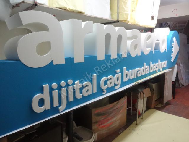 3D Strafor Kesim Logo